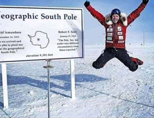 The true magic of the South Pole