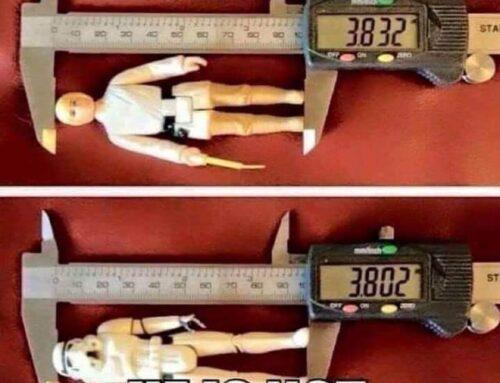 Leia got it wrong