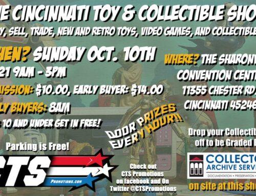 Cincinnati Toy Show